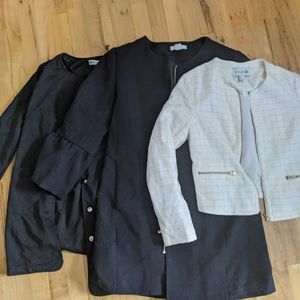 3 sophisticated work jackets!
